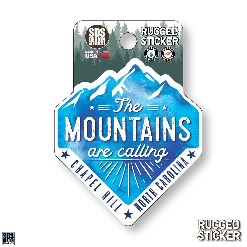 Seasons Design Chapel Hill The Mountains Are Calling 3.25