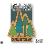 Seasons Design Charleston Trees 3.25