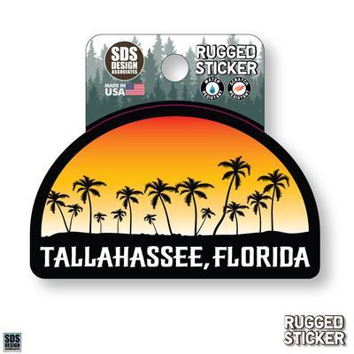 Seasons Design Tallahassee Half Moon Sunset 3.25