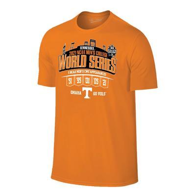 Tennessee College World Series Bound Stadium Tee