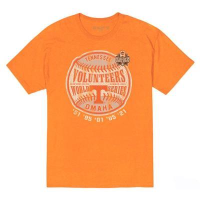 Tennessee College World Series Bound Baseball Tee