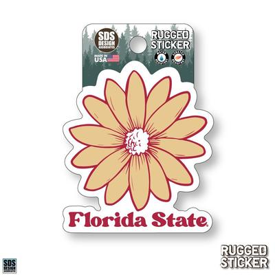 Seasons Design Florida State School Daisy 3.25