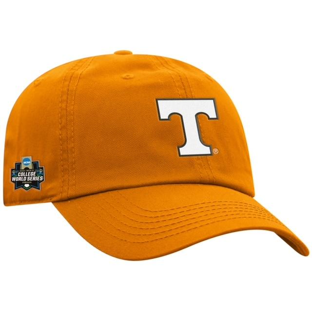 Tennessee Baseball 2021 Cws Bound Cap