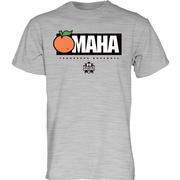 Tennessee Baseball Orange Omaha Tee