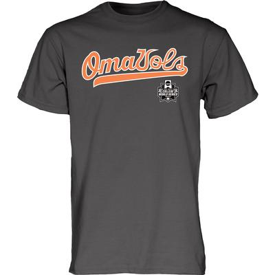 Tennessee Baseball Omavols Script Tee