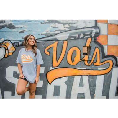 Tennessee Southern Made Women's Vol Script Tee
