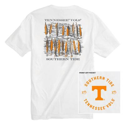 Tennessee Southern Tide Lures Short Sleeve Tee