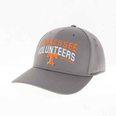 Tennessee Legacy Structured Flex Bridge Adjustable Hat