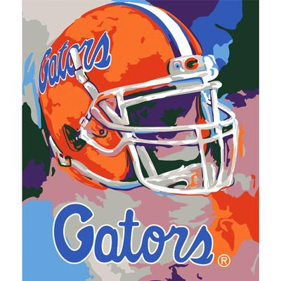 Florida Team Pride Paint by the Numbers Kit