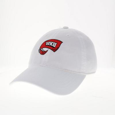 Western Kentucky Legacy Women's Towel Logo Adjustable Hat