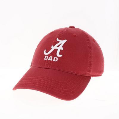 Alabama Legacy Dad Logo Adjustable Hat