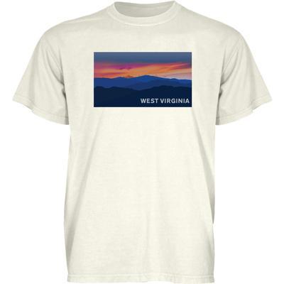 Charleston Cogwheel Mountains Short Sleeve Tee