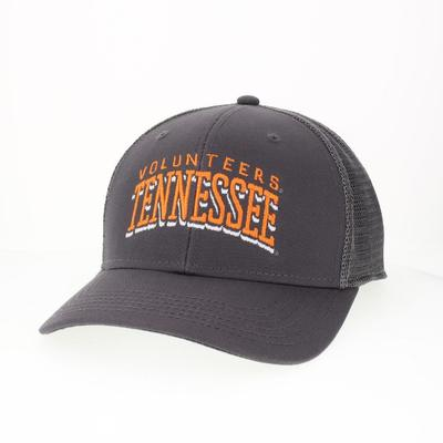 Tennessee Legacy Arch Structured Trucker Adjustable Hat