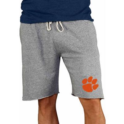 Clemson Concept Sports Mainstream Terry Shorts