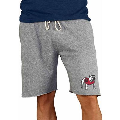 Georgia Concept Sports Mainstream Terry Shorts