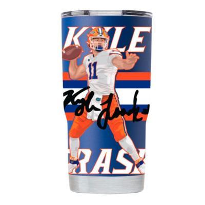Florida Kyle Trask 20 oz Tumbler