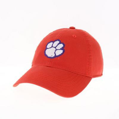 Clemson Legacy Women's Paw Logo Adjustable Hat