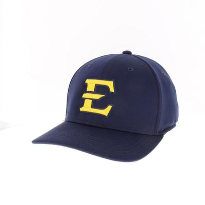 ETSU Legacy Cool Fit E Logo Structured Hat