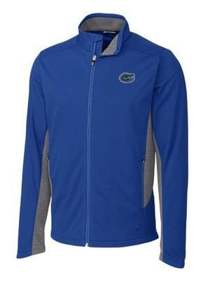 Florida Cutter & Buck Big & Tall Navigate Softshell Jacket