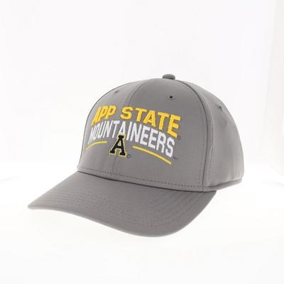 Appalachian State Legacy Structured Flex Bridge Adjustable Hat