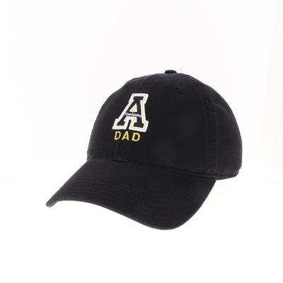 Appalachian State Legacy Dad Logo Adjustable Hat