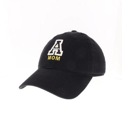 Appalachian State Legacy Mom Logo Adjustable Hat
