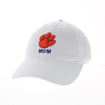 Clemson Legacy Mom Logo Adjustable Hat