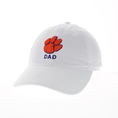 Clemson Legacy Dad Logo Adjustable Hat