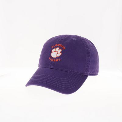 Clemson Legacy Toddler Arch Logo Hat