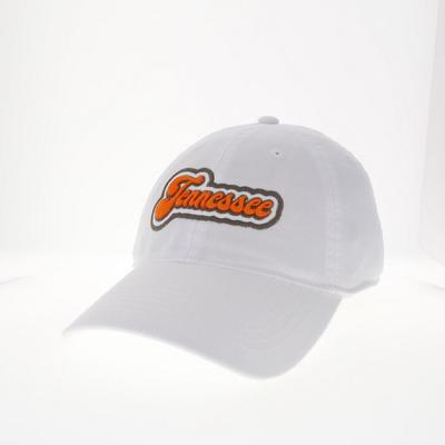 Tennessee Legacy Women's Groovy Font Adjustable Hat
