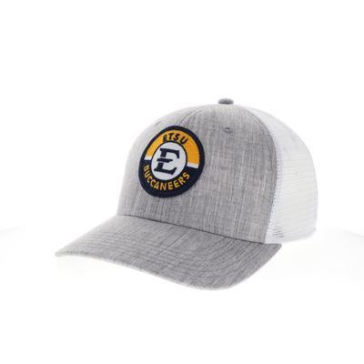 ETSU Legacy Road Patch Trucker Hat