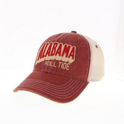 Alabama Legacy Wheaties Trucker Hat