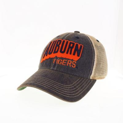 Auburn Legacy YOUTH Wheaties Trucker Hat