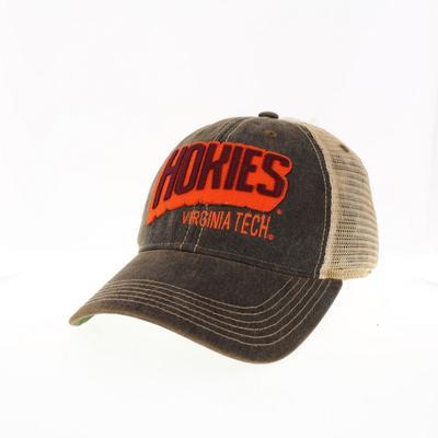Virginia Tech Legacy YOUTH Wheaties Trucker Hat