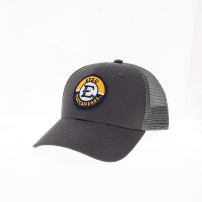 ETSU Legacy YOUTH Road Patch Trucker Hat