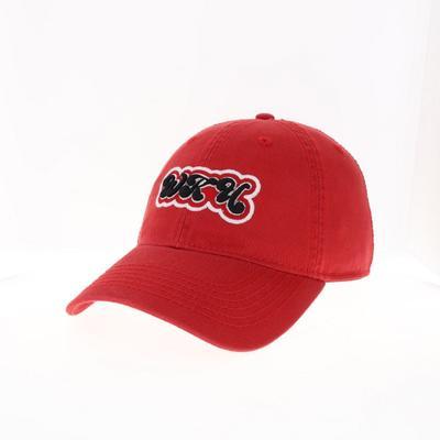 Western Kentucky Legacy Women's Groovy Font Hat