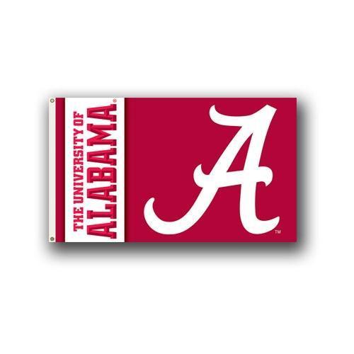 Alabama Script A House Flag 3 ' X5 '