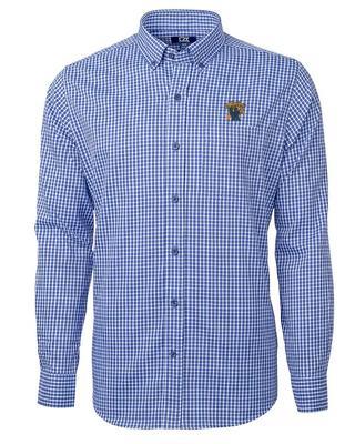 Kentucky Cutter & Buck Big & Tall Versatech Multi Check Dress Shirt