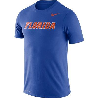 Florida Nike Legend Word Short Sleeve Tee