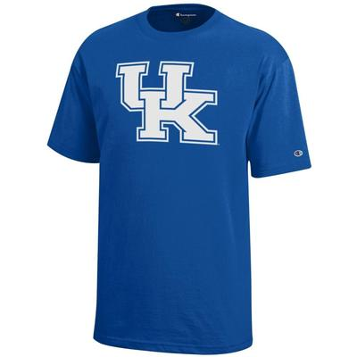 Kentucky Champion YOUTH Giant Logo Tee