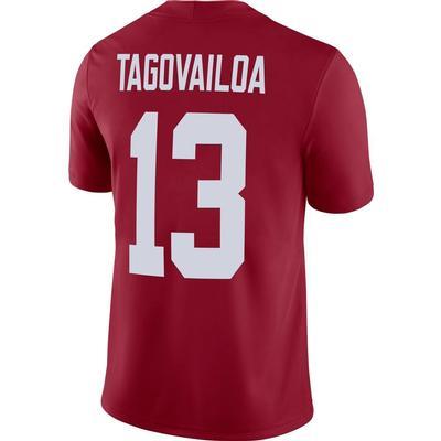 Alabama Nike Game Tua Tagovailoa #13 Jersey
