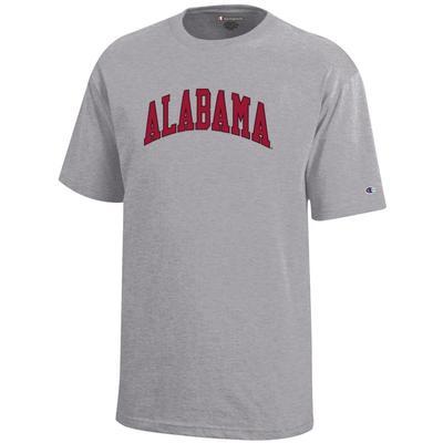 Alabama Champion YOUTH Arch Tee