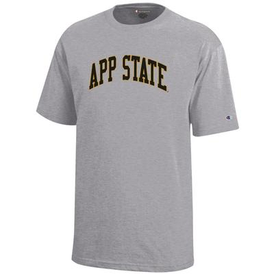 Appalachian State Champion YOUTH Arch Tee