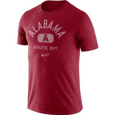 Alabama Nike Vault Short Sleeve Old School Tee