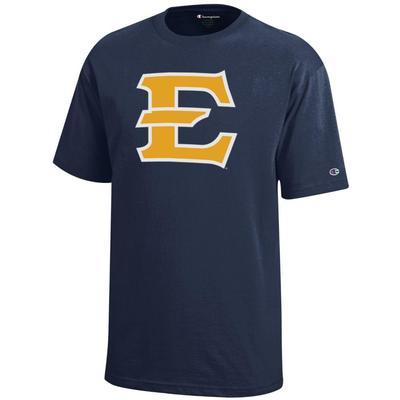 ETSU Champion YOUTH Giant Logo Tee