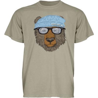Blue 84 Chapel Hill Bear with Sunglasses Short Sleeve Tee