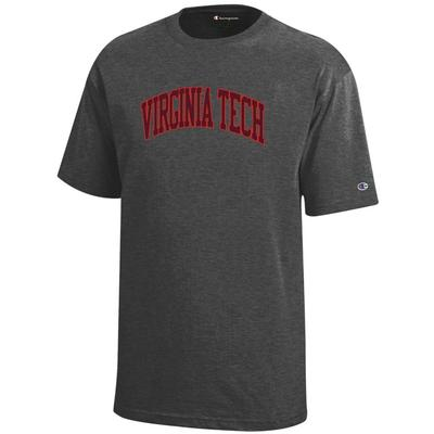 Virginia Tech Champion YOUTH Arch Tee