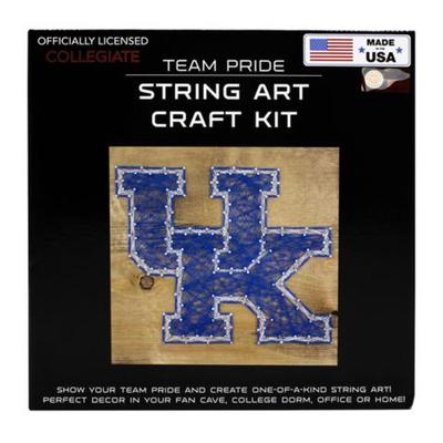 Kentucky Team Pride String Art Kit