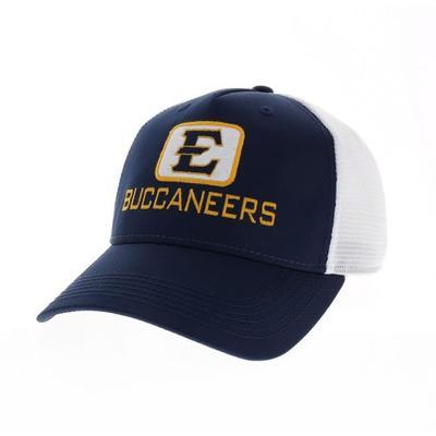 ETSU Legacy Square Patch Trucker Hat
