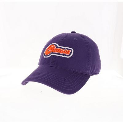 Clemson Legacy Women's Groovy Font Hat